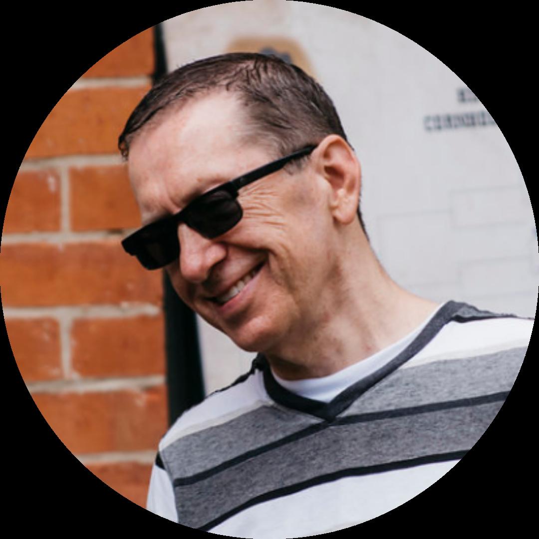 Kevin Miller Headshot
