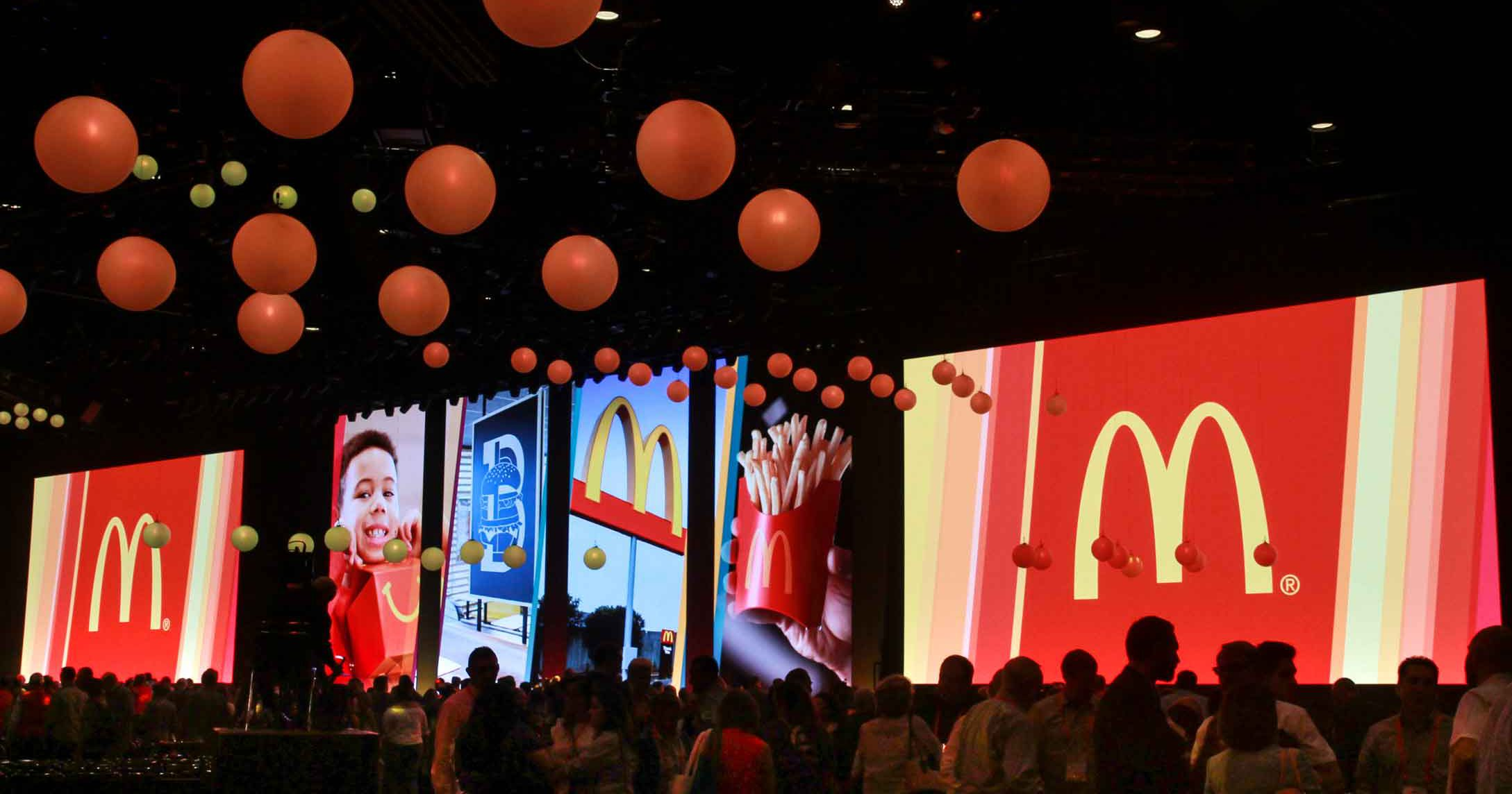 McDonald's Worldwide Convention | Kindle Communications