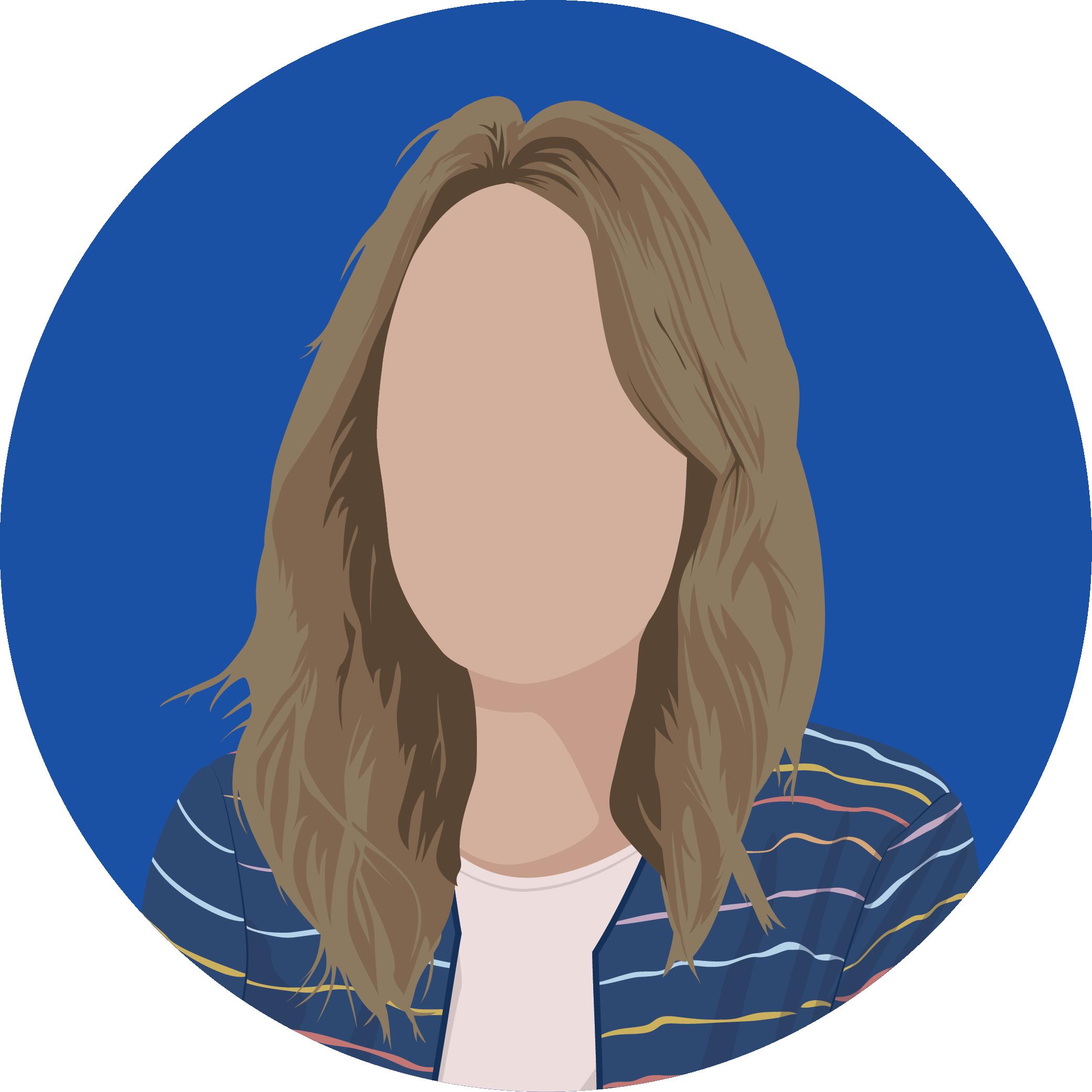 Kate O'Rourke Bitmoji